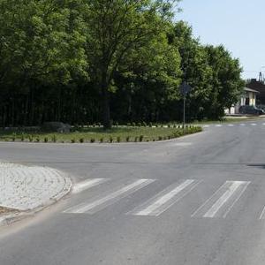 realizacje inwestycji drogowych Kłobia