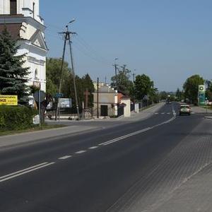 realizacje inwestycji drogowych Szpetal Górny